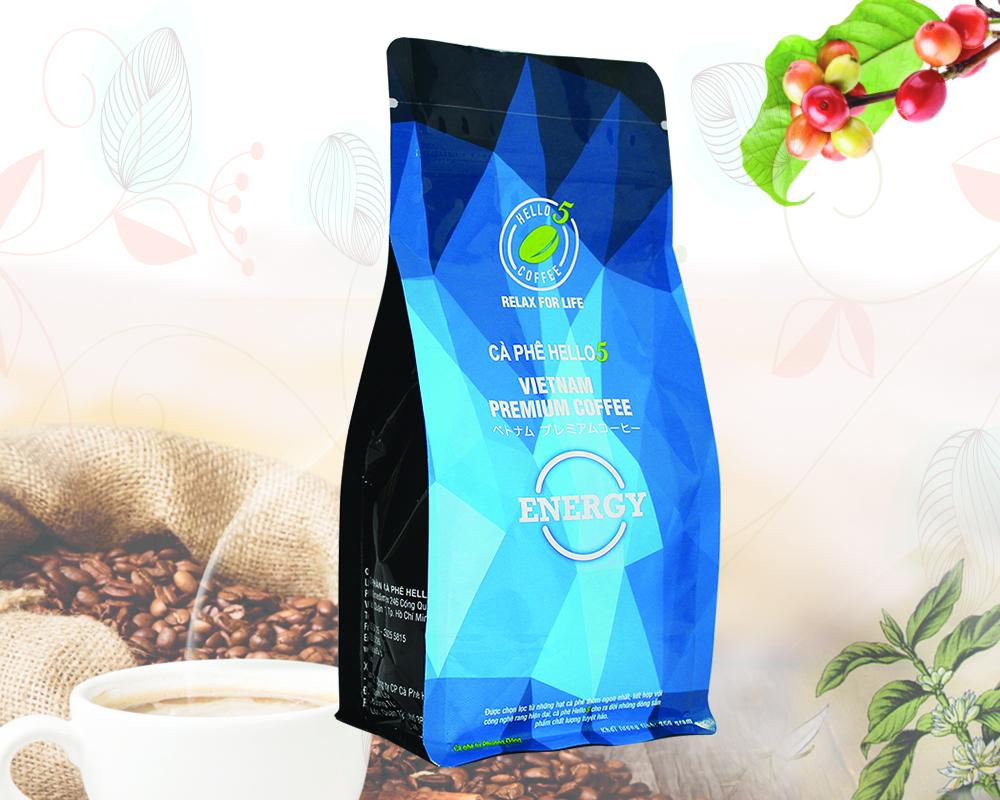 cà phê Energy, ca phe viet nam