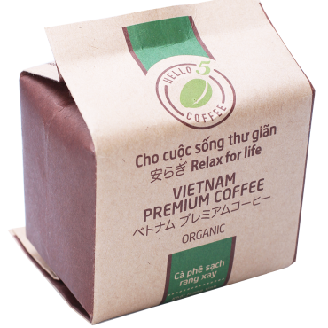 Hello 5 Coffee Organic – Vietnamese Premium Coffee