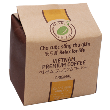 Hello 5 Coffee Original – Vietnames Premium Coffee