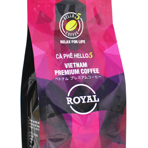 Hello 5 Coffee Royal