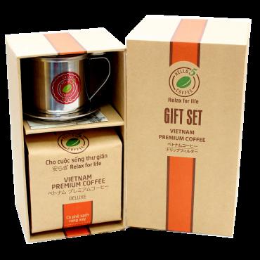Hello 5 Giftset Deluxe – Vietnamese Premium Coffee