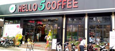 Khai trương chi nhánh Hello 5 tại Siêu thị Sài Gòn Quận 10