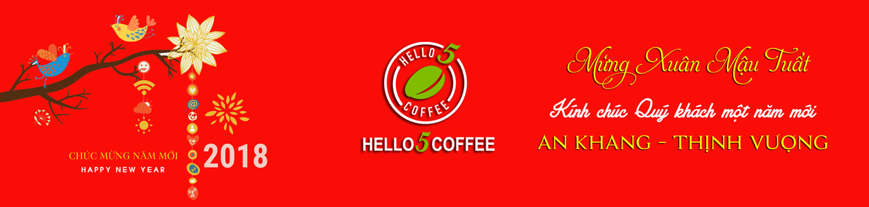 Hello 5 Coffee –  VietNam Premium Coffee