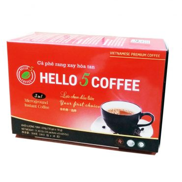 Hello 5 Instant Coffee 3 in 1
