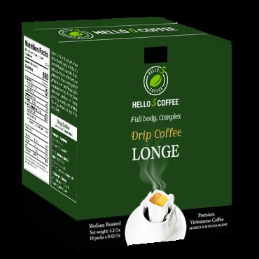 LONGE – Drip Coffee