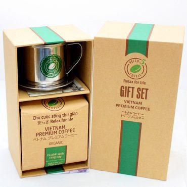 Hello 5 Giftset Organic – Vietnamese Premium Coffee