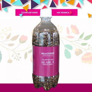 Hello 5 Coffee – Bottle Arabica Roasted Beans
